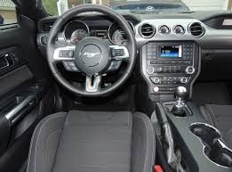 2015 ford mustang interior. 2015 ford mustang ecoboost interior