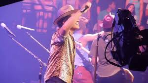 Bruno Mars Just The Way You Are Live Moonshine Jungle Tour YouTube