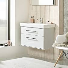 brown bathroom furniture. Roper Rhodes Scheme 800mm Wall Mounted Basin Unit Brown Bathroom Furniture
