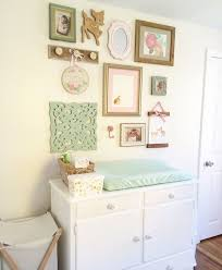 Small Picture The 25 best Nursery wall decor ideas on Pinterest Nursery dcor