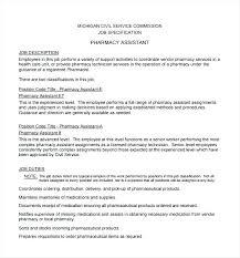 Cashier Resume Job Description Examples Facilities Operations ...