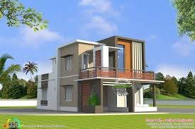 Best Double Story House Designs Low Cost Double Floor Home Plan Kerala Design And Plans