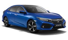 Honda Civic 1.5 VTEC Turbo Prestige 5dr CVT Image 1