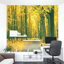 wallpaper for office walls. Wallpaper For Office Wall Golden Fall Forest Mural Wallpapers . Walls