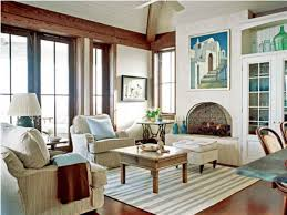 Beach Living Rooms Beach Living Room Decorating Ideas Design Charming And Coastal
