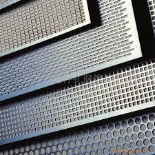 perforated metal screen. Perforated Metal Screen 1 M
