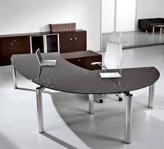 Cool Omega Curved Office Desk