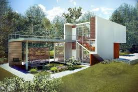 Green Homes Designs Style