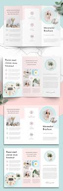 Trifold Template 100 Best Indesign Brochure Templates