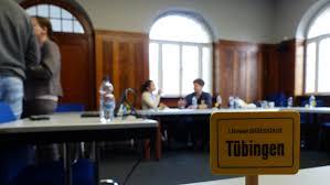 Fakultät Universität Tübingen