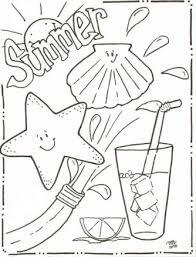 Disegni Per Bambini Da Colorare E Stampare Con Disegni Sull Estate