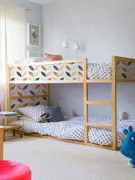 Cool Ikea Kura Beds Ideas For Your Kids Room11 детская Pinterest