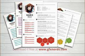 15 Inspirational Graphic Designer Resume Format Free Download
