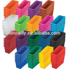 Classroom Magazine Holders Mesmerizing Desk Stationery Durable Book And Binder Holders Storage Pins Plastic