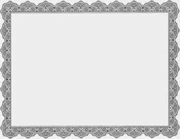 printable frame templates frame blank certificate blank gray business certificate templates