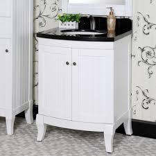 white single sink bathroom vanities. White Bathroom Vanity With Black Top Country Style 27 Inch Granite Single Sink Vanities
