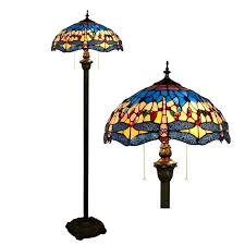 stained glass floor lamps lamp brisbane