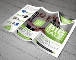 Sales Pamphlets 10 Attractive Sale Brochure Templates For Designers _