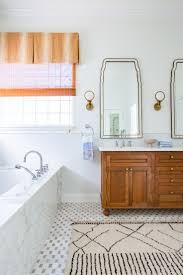gorgeous bathroom details via logan killen interiors boston head light sconces by e f chapman in
