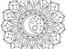 Cool Design Color Pages Floral By Number Coloring For Adults Free