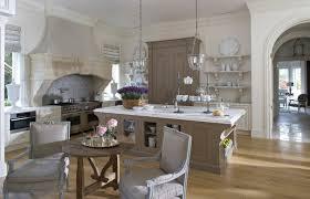 White Marble Kitchen Floor Grey Kitchen Wall Color Scheme Behind Modern White Kitchen Cabinet