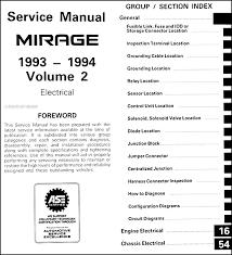 1994 mitsubishi mirage engine diagram 1994 diy wiring diagrams