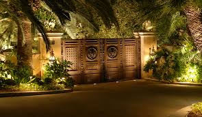 contemporary and attractive design you can make the choice to led landscape lighting