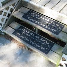 cute outdoor non slip stair treads