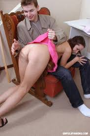 College girls getting spanked