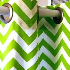 bright green shower curtain hooks lime and white standard size colored mint