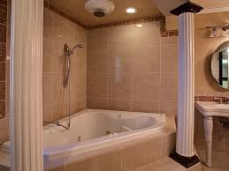 ... Bathtubs Idea, Corner Jacuzzi Tub Shower Combo Bathtub Shower Combo  Design Ideas Attractive Corner Bathtub