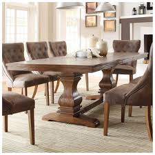 distressed round dining table and chairs white room sets pine for black set archived on furniture