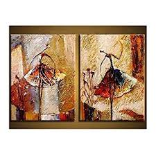 Amazon Wieco Art Ballet Dancers 40 Piece Modern Decorative Classy Home Decoration Painting Collection
