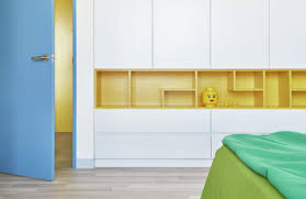 Lego Bedroom Furniture Lego Inspired Apartment Puts A Playful Spin On Design
