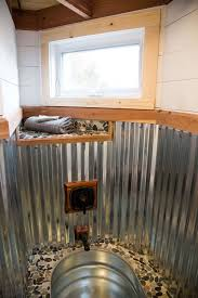super 87 diy corrugated metal shower fully enclose it and put rock sc46