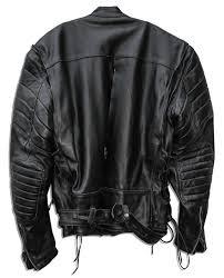 arnold schwarzenegger terminator 3 rise of the machines leather jacket