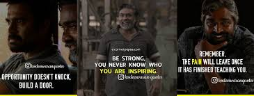 Top 10 Vijay Sethupathi Motivational Quotes With Images Whatsapp