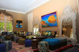 moroccan inspired furniture. Moroccan Living Room Furniture Carameloffers Inspired A
