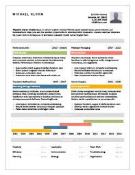 One Page Resume Format Doc 17 Infographic Resume Templates Free Download Hloom