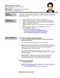 Example Resume Of Jose Rizal Resume Cover Letter Application SlideShare Jose  Rizal things you may not