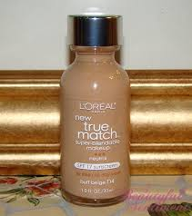 discoveries l oreal true match super blendable foundation spf 17 review swatches