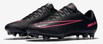 officially labeled as black pink blast the second nike mercurial vapor 11 football boot colorway are available in from july 5 2016