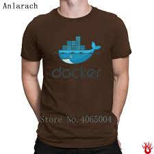 Docker T Shirt Authentic Streetwear Customized Formal Mens Tshirt Spring Autumn Hiphop Top O Neck Fitness Cotton Tees Designs Find A Shirt From