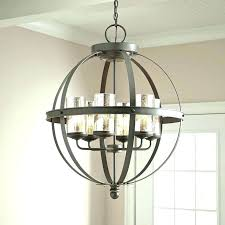 orb light chandelier vineyard orb 4 light chandelier vineyard orb 4 light chandelier birch lane chandelier orb light chandelier