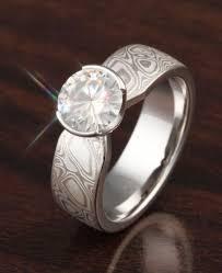 alternative to wedding ring. white stone comparison chart alternative to wedding ring