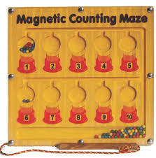 Wooden Maze Games Games and Toys MFM Toys Magnetic Wooden Educational Toys 76