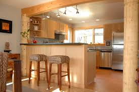 Bamboo Kitchen Flooring Kitchen Kitchen Brown Bamboo Kitchen Cabinets And Kitchen Island