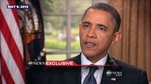 archival video president obama announces his support for same sex  archival video president obama announces his support for same sex marriage in 2012 video abc news