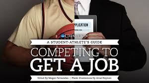 champion org the official site of the ncaa competing to get a job