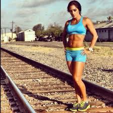 Photoshoot with Bernadette Galvan, IFBB figure pro. Laredo, TX ...